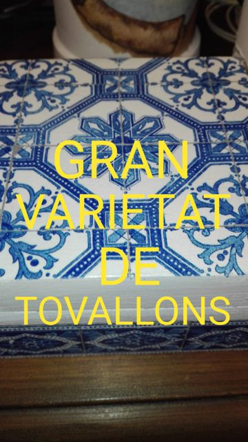 Tovallons paper