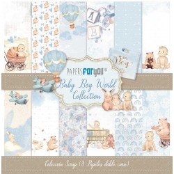 BABY BOY WORLD COLLECTION