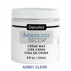 CREME WAX CLEAR 236ml ADM01