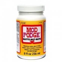 MOD PODGE MAT 236ml