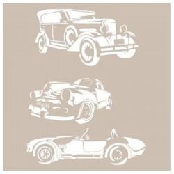 STENCIL 21 X 30 AUTOMOVILES