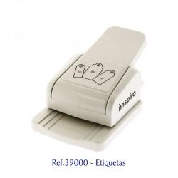Troqueladora Etiquetes tag...