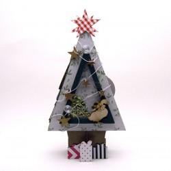 Kit árbol álbum navidad